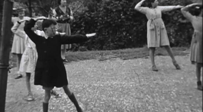 Journée d'étude «Leçon d'éducation physique, lendits et sport scolaire en images dans les Basses Pyrénées autour des années 1950»