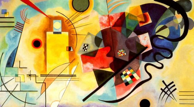 Conférence: «L'abstraction ou La dé-figuration des images «, Bordeaux, 21 mai 2015
