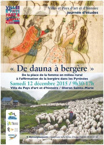 affiche de dauna a bergere (1)