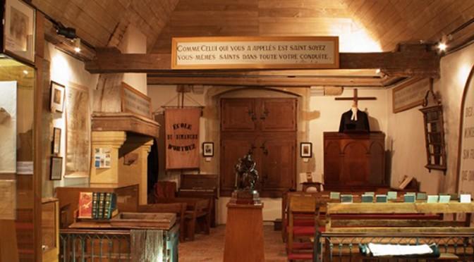 La place du religieux dans un musée du protestantisme