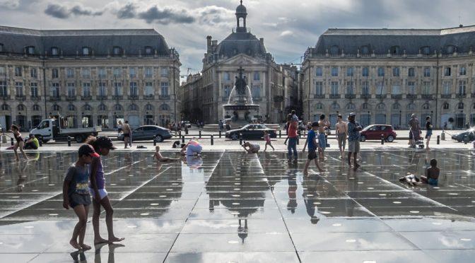 Bordeaux, patrimoine mondial de l'Unesco