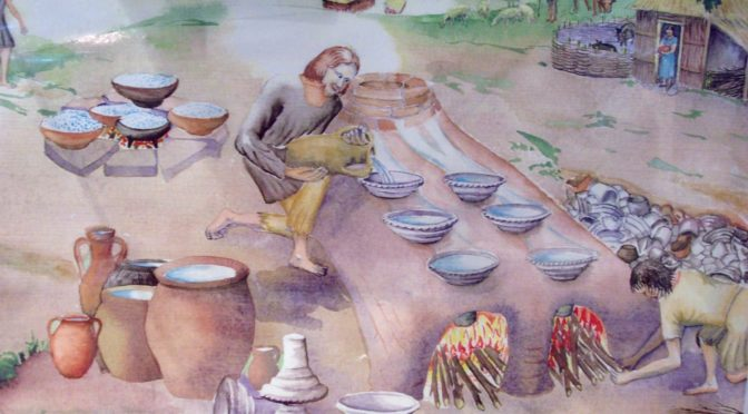 L'exploitation du sel de Salies-de-Béarn