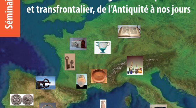Penser, traduire et transmettre l'artefact dans ses facettes multiples