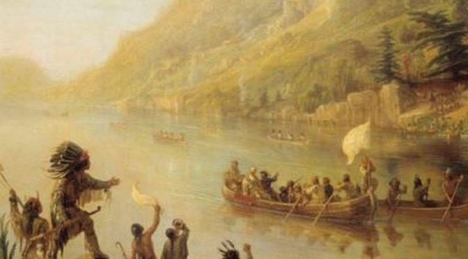 Laurier Turgeon : Français et Amérindiens au XVIe siècle